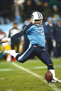 Rob Bironas. R.I.P. You were a great kicker & asset to the Titans.