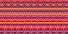 Chevron Tabasco #estampa #print #pattern #color #colorful #beautiful #cores #geometric #roxo #purple #amarelo #yellow #rosa #pink