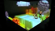 THE BEST OF PROJECTION #MAPPING 2012 - NIKE video mapping by Obscura Digital