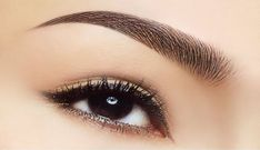 Eyebrow Shaping: Why Every Brow Can Be Improved How To Do Eyebrows, Filling In Eyebrows, Perfect Eyebrows, Eyebrow Feathering, Eyebrow Before And After, Eyebrow Kits, Permanent Makeup Eyebrows, Cosmetic Tattoo, Natural Eyebrows
