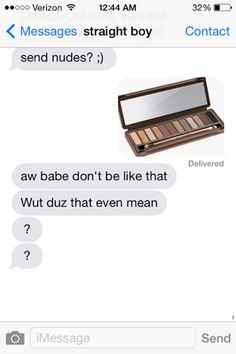 Funny responses to guys