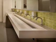 Image result for PUBLIC TOILET LAVATORY WITH COUNTER SHELF