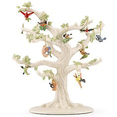 Add the beauty of birds to your Christmas tree with the Holiday Chickadee Ornament. Description from lenox.com. I searched for this on bing.com/images