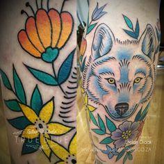 Professional Tattoo, Tattoo Studio, Drake, Watercolor Tattoo, Wolf, Amp, Tattoos, Blue, Animals