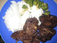 Of all the teriyaki recipes I've had in Hawaii, this one is by far the best I've tasted. Grill it, or pan fry it. Your taste buds are in for a treat. Hamburger Steak Recipes, Hamburger Dishes, Meat Recipes, Cooking Recipes, Grill Recipes, Beef Dishes, Turkey Recipes, Cooking Tips, Dinner Recipes