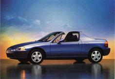 1994 Honda del Sol Si
