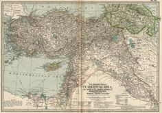 a collection of some old maps of Kurdistan!