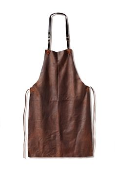leather apron | soft as napa gloves | blades of the gods