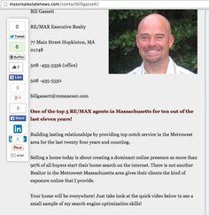 Agent Bio | Real Estate | Pinterest | Real estate
