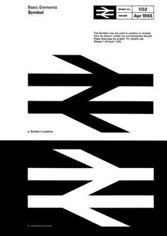 Timeless and privatisation-proof British Rail /Design Research Unit Corporate Identity, Identity Design, Visual Identity, Brand Identity, Vintage Typography, Typography Design, Logo Design, British Rail, Design Research
