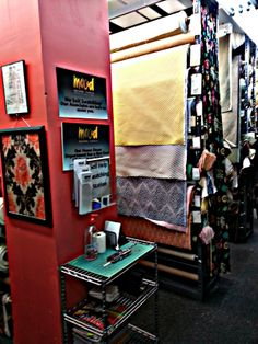 Mood Designers Fabrics NYC: My Shopping Experience
