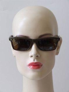 Vintage jaren 60's NOS Solflex zonnebril Louise Brooks, Sunglasses Women, Vintage Accessoires, Fashion, Moda, Fashion Styles, Fashion Illustrations