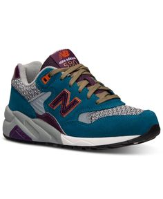New Balance Women's 580 Elite Edition Casual Sneakers from Finish Line