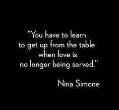 charming life pattern: nina simone - quote - you have to learn to get up ...