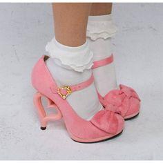 Akiko Likes Lolita Kawaii Fashion, Lolita Fashion, Cute Fashion, Kawaii Shoes, Kawaii Clothes, Dr Shoes, Me Too Shoes, Aesthetic Shoes, Aesthetic Clothes