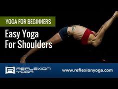 Yoga Classes - Easy Shoulder Yoga with Giulia