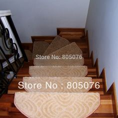High-grade Staircase carpets Non-Slip mats and rugs for stairs skid  Thickening Durable Stable no glue PC-5 (15 pcs Set) - http://www.aliexpress.com/item/High-grade-Staircase-carpets-Non-Slip-mats-and-rugs-for-stairs-skid-Thickening-Durable-Stable-no-glue-PC-5-15-pcs-Set/1564431694.html
