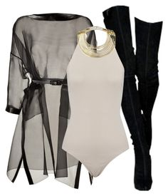"""""""Untitled #455"""" by piinkdreamss ❤ liked on Polyvore featuring мода, Valentino и Bisjoux"""