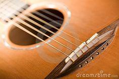Acoustic Guitar - Bridge