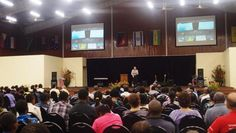 Enjoyed preaching at City Gate Tabernacle (Lae, PNG) last night!