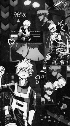 Bakugo Katsuki [BOKU NO HERO WALLPAPER] Aesthetic
