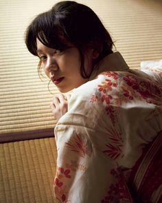 着物も似合う、 ほんと癒されるわぁ #二階堂ふみ#fuminikaido