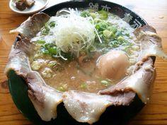 「河童ラーメン本舗」 チャーシュー麺 リピートあり