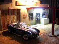 Diorama Spielzeugauto 1/18 - Kaufen/Verkauf Diorama Spielzeugauto modellauto - Online-modellautos.at