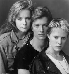Still of Mary Stuart Masterson, Eric Stoltz and Lea Thompson in Some Kind of Wonderful