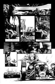 BATMAN page 1 by ~seangordonmurphy on deviantART