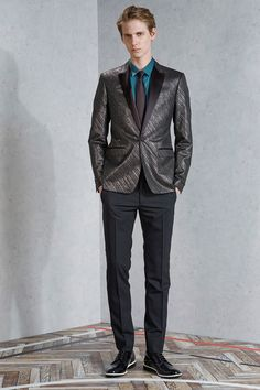 Viktor & Rolf | Spring 2015 Menswear Collection | Style.com
