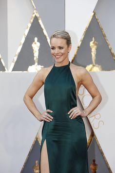 Rachel McAdams - Oscars Red Carpet #Oscars2016