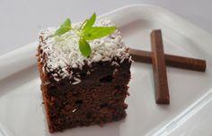 Σοκολατένιο ραβανί. Ένα ξεχωριστό ραβανί για όλους! Cooking Time, Cooking Recipes, Greek Sweets, Sweet Cakes, Sweet Recipes, Desserts, Food, Chocolate Cakes, Tailgate Desserts