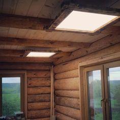 Разве не прекрасно? Установили два LED светильника на кухне. Равномерный дневной свет подчеркнул атмосферу уюта в этом деревянном доме!  Возможно и вам понравятся такие светильники. Открыты к заказам!  Наша страничка instagram: https://www.instagram.com/lumiwood/