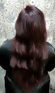 Autumnal red hair. By Shana Montgomery, owner of Fringe Theory Salon.