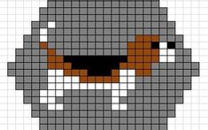 Little Scottie dog pattern chart, great for making crochet corner to corner blanket, or afgan. This could be used as a Graphgan pattern Cross Stitch Cards, Cross Stitch Animals, Cross Stitching, Cross Stitch Embroidery, Cross Stitch Patterns, Knitting Charts, Baby Knitting, Knitting Patterns, Little Cotton Rabbits