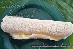 Esta deliciosa Tapioca de Queijo é um #lanche leve, super nutritivo, simples e rápida de fazer!  #Receita aqui: http://www.gulosoesaudavel.com.br/2011/06/24/tapioca-de-queijo/