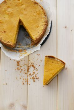 Pumpkin Cinnamon Cheesecake