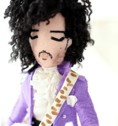 Whisper of the Pipet Prince doll A tribute to a brilliant singer