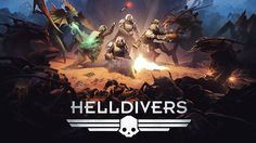 Helldivers Review - Fightin' Bugs - http://www.worldsfactory.net/2015/03/14/helldivers-review-fightin-bugs