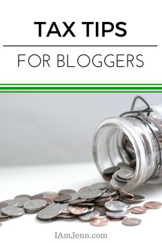 If you earn any amount of income from your blog, you are required to file taxes. This article offers simple tax tips for bloggers.