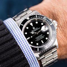 The Iconic Rolex Submariner