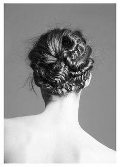 #beleza #cabelo #penteado #beauty #hairdo #hairstyle