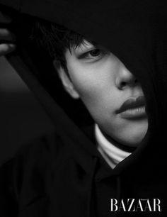 Ryu Jun Yeol by Kim Hee June for Harper's Bazaar Korea