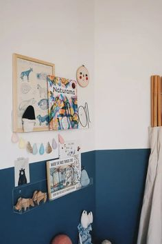 We want to show you how we roll when creating a shelfie. Boys Room Design, Boys Room Decor, Kids Bedroom, Toddler Rooms, Baby Boy Rooms, Baby Room, Cool Kids Rooms, Shelfie, Kid Spaces