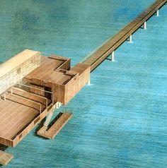 progetti spiaggia architettura - Cerca con Google