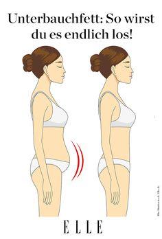 Auch wenn wir es nicht ganz glauben wollen, das Fettgewebe am Bauch ist lebensnotwendig. Es schützt die inneren Organe und ist ein wichtiger Energiespender für den Körper. Doch ein Überschuss des sogenannten Viszeralfett unter der Bauchdecke sorgt nicht nur für optische Makel, die im Bikini stören und gegen den Bund der High-Waist-Jeans drücken – das Fett kann auch deine Gesundheit ruinieren.