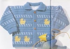 PDF Crochet Pattern - Duck Pattern Ensemble for that new person 2012166 by EunicesTickleTrunk on Etsy