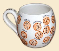 Unique Gifts for Basketball Coaches.
