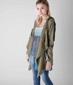 Gimmicks by BKE Pieced Jacket - Women's Coats/Jackets   Buckle